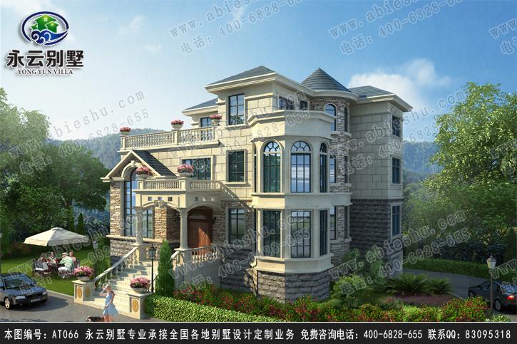 注:图纸为湖南永云别墅建筑设计有限公司