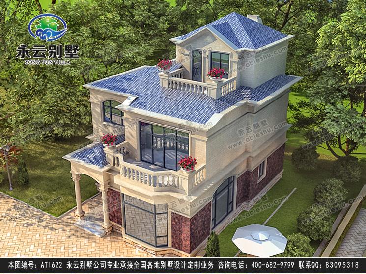 120平方別墅設計圖
