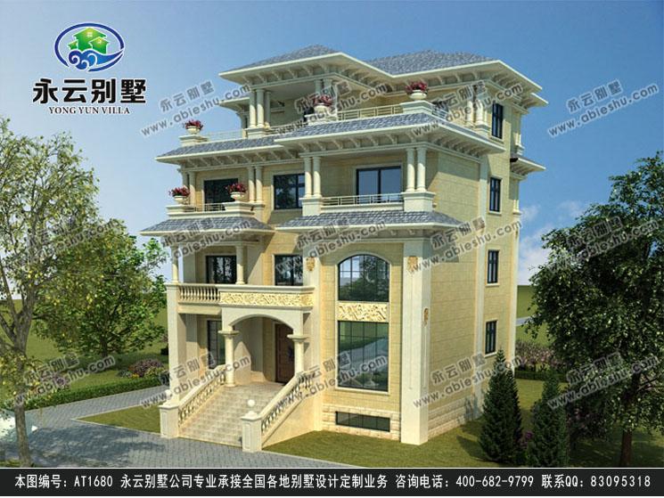 复式别墅设计图