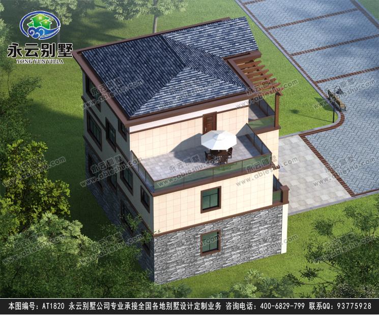 车库别墅设计
