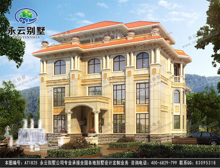 南昌別墅設計