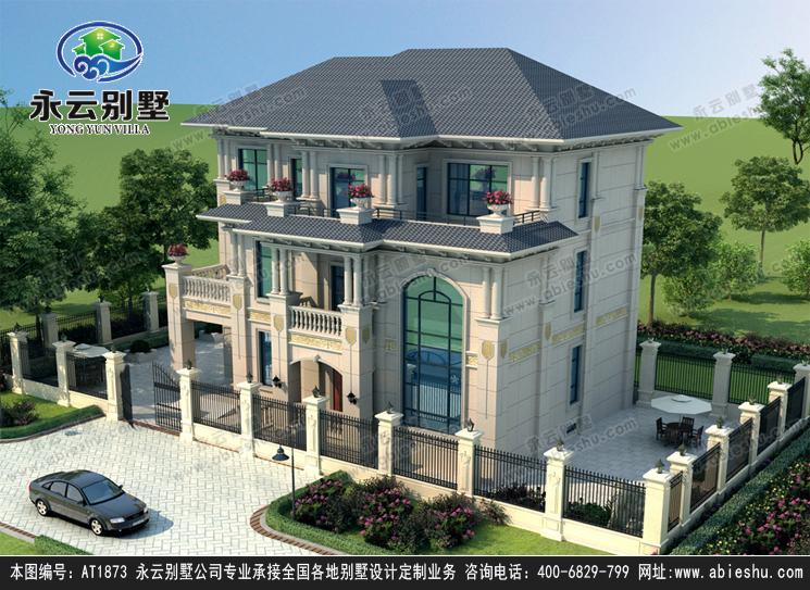 岳陽別墅設計