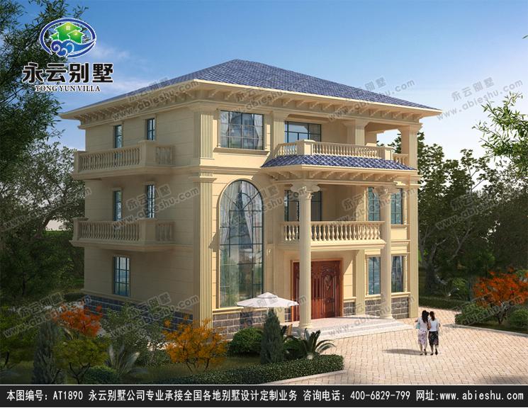 三层复式别墅