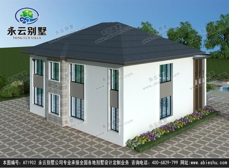二層別墅設計