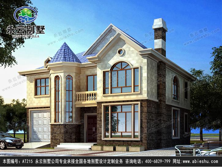 湖南农村别墅建筑设计图纸