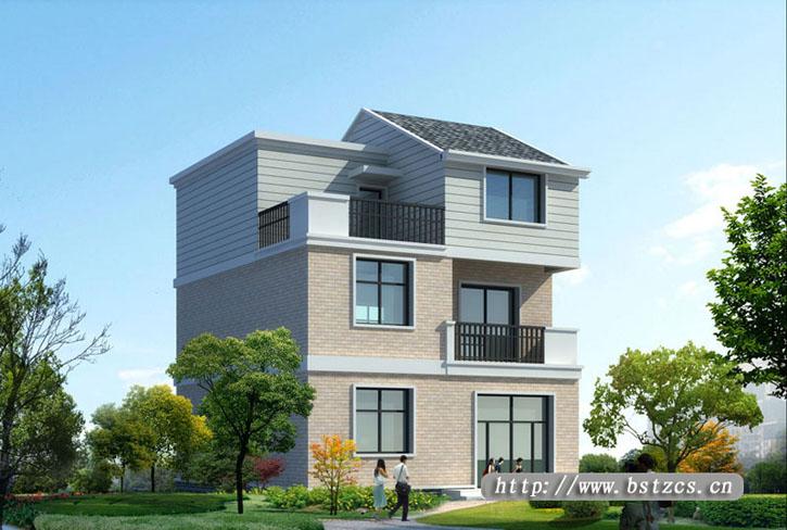 315欧式豪华三层别墅施工图纸别墅设计图纸