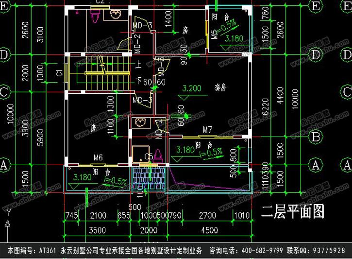 100平方房屋设计图带车库