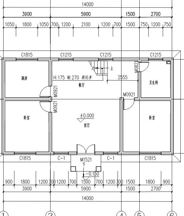 915二层别墅效果图