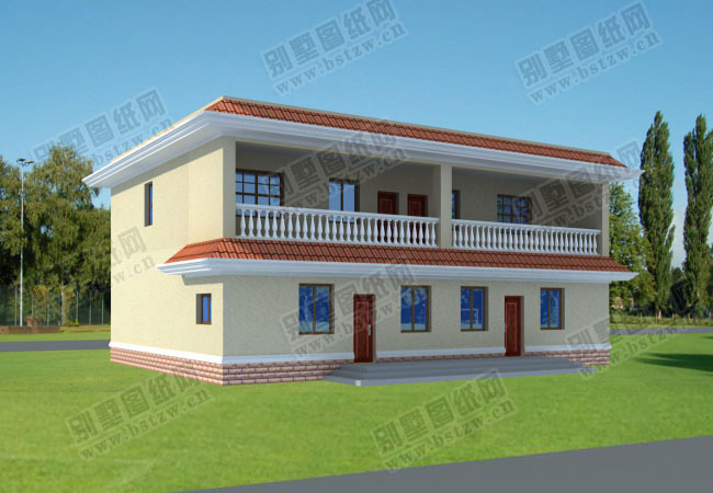 框架结构带商铺房屋