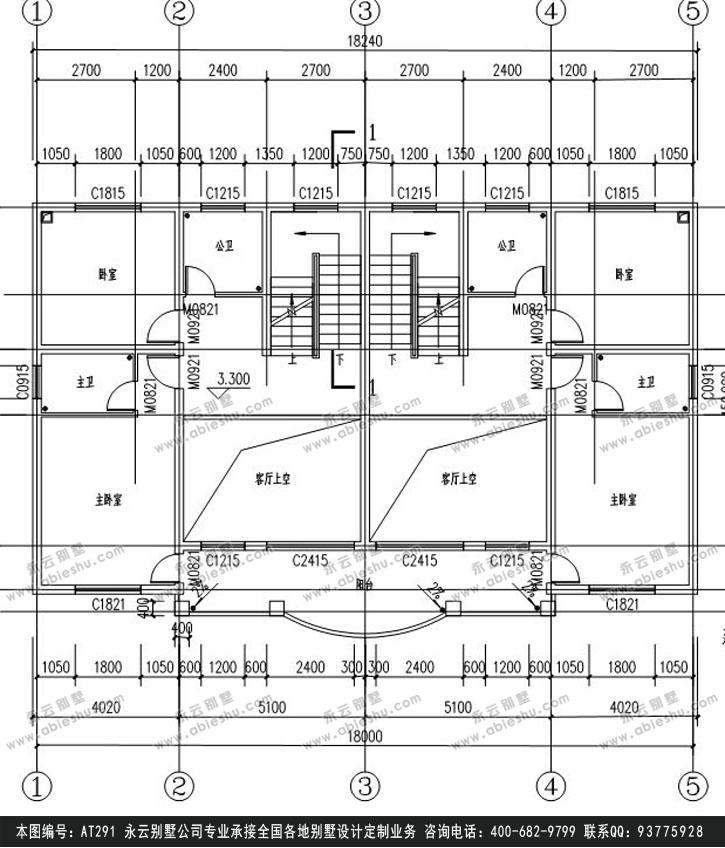 919别墅设计施工图纸