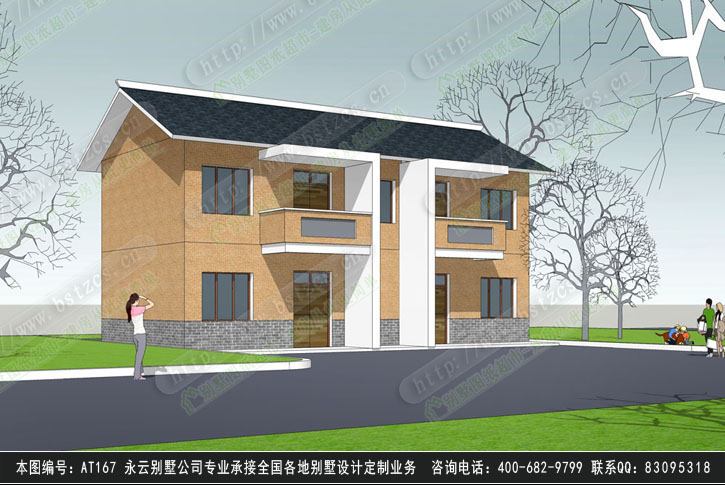 A128欧式豪华三层别墅施工图纸别墅设计图纸